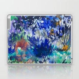 Watercolor wetland landscape Laptop & iPad Skin