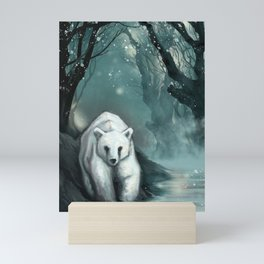 Spirit Bear Mini Art Print