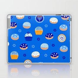 Hanukkah Sweet Treats Laptop & iPad Skin