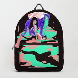 Chica Latina Backpack