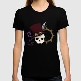 Steampunk Skull T-shirt