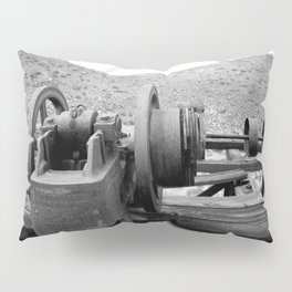 Lost Horse Gold Mill Pillow Sham