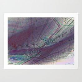 like thin air Art Print