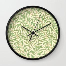 "William Morris ""Willow Bough"" Wall Clock"