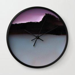Lac Wall Clock