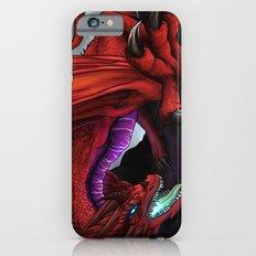 Red Wryven iPhone 6s Slim Case