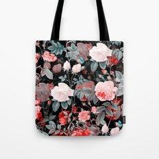Botanic Floral Tote Bag