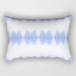 SnowPetals Rectangular Pillow