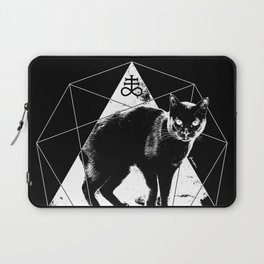 Esoteric - Sulfur Cat Laptop Sleeve