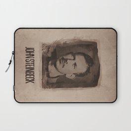 John Steinbeck Laptop Sleeve
