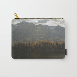 Switzerland Series: Calm Autumn Carry-All Pouch