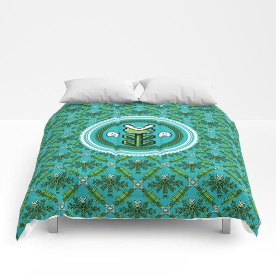 8bit Deco Comforters