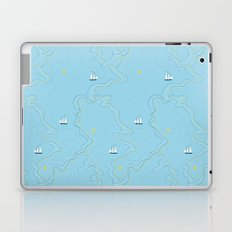 Sailing for the treasure Laptop & iPad Skin
