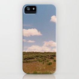 Open Idaho iPhone Case