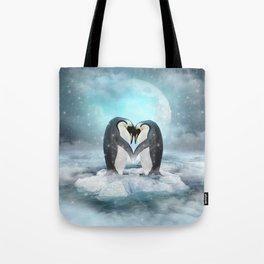 Listen Hard (Penguin Dreams) Tote Bag