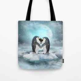 Listen Hard (Penguin Dreams) Tote Bag