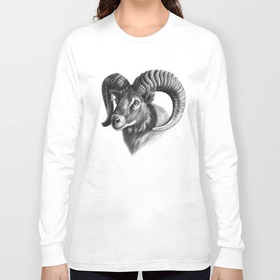 The mouflon G125 Long Sleeve T-shirt