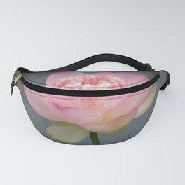 Sacred Pink Lotus - Horizontal Fanny Pack