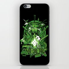 Ludo Ergo Sum iPhone & iPod Skin