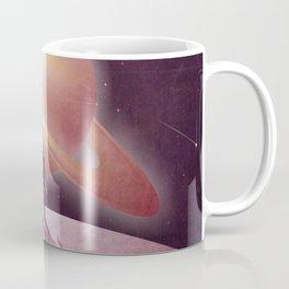 A View From Enceladus Coffee Mug