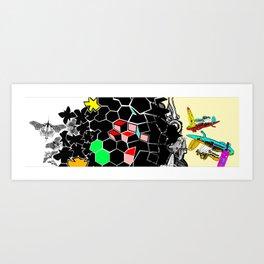 Ergo Sum Art Print
