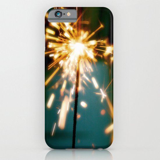Spark my Heart iPhone & iPod Case