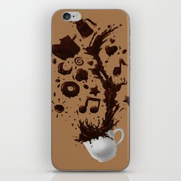 Need more Coffee iPhone Skin