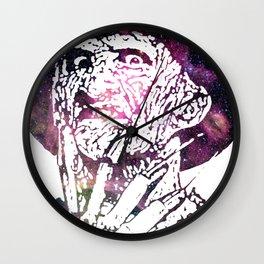 Galaxy Robert Englund Freddy Krueger Wall Clock