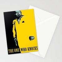 Breaking Bad Knocking Stationery Cards