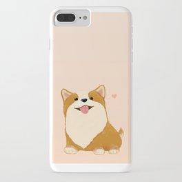 Corgi [heart!] iPhone Case