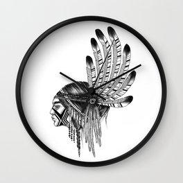 INDIANS - 6 Wall Clock