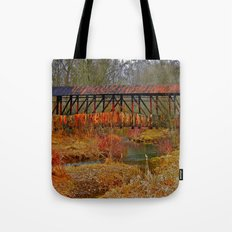 Cuppert's Covered Bridge Tote Bag