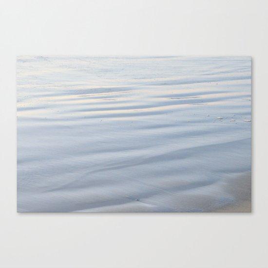 GLISTENING BEACH Canvas Print