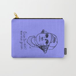 American Hipstory: George Washington Carry-All Pouch