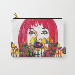 In Dreams I Talk to You Carry-All Pouch