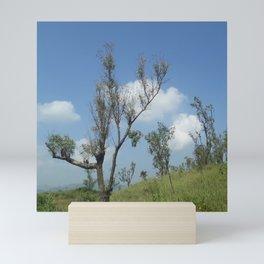 Trees On The Mountaintop Mini Art Print