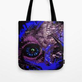 Nocturnal Roar Tote Bag