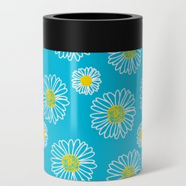 Daisies Galore Can Cooler