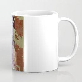 geranium border Coffee Mug