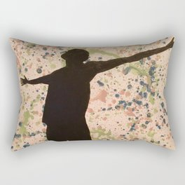 Joyful Praise Rectangular Pillow