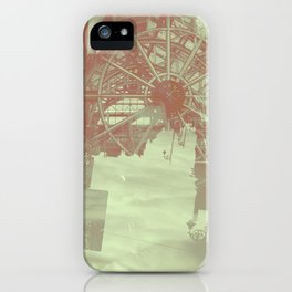 Timing iPhone Case