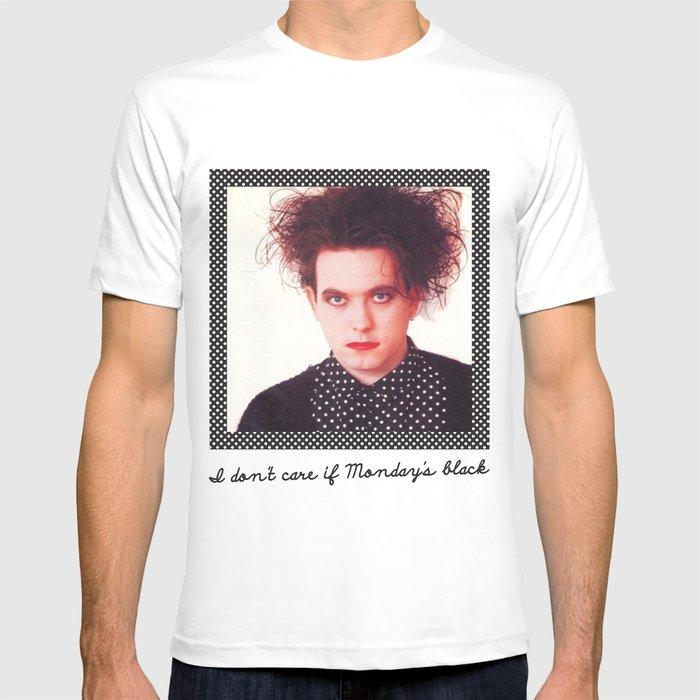 290db2ef6 Robert Smith T-shirt by vivalaflf | Society6