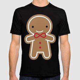 Cookie Cute Gingerbread Man T-shirt