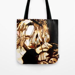 """Milk & Honey"" Tote Bag"