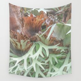 Ethereal Elkhorn Wall Tapestry
