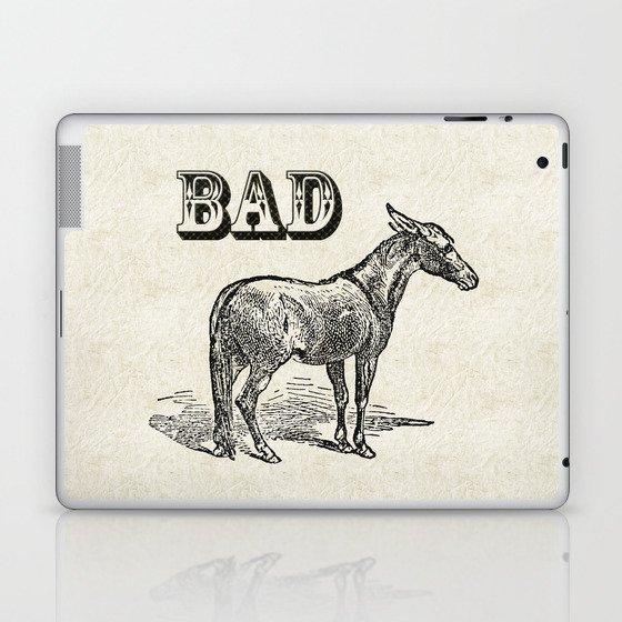 Bad Ass Laptop & iPad Skin