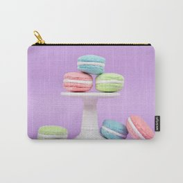 Macaron Sweet Treats Carry-All Pouch