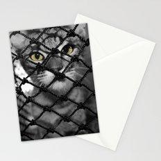 Tiger Inside Stationery Cards