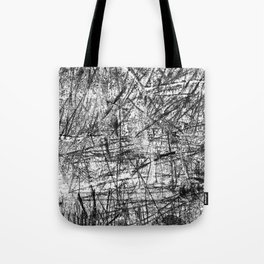 Scratchy_ART Tote Bag