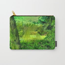 Temperate Jungle Home Carry-All Pouch